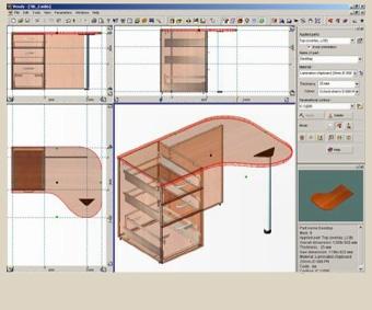 Программы для изготовления мебели